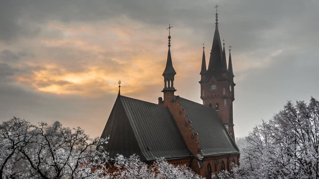 fotografia-z-powietrza-Szczepanow-Bazylika