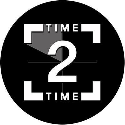 Produkcja filmowa. Ujęcia filmowe z drona Time2Time logo Kraków