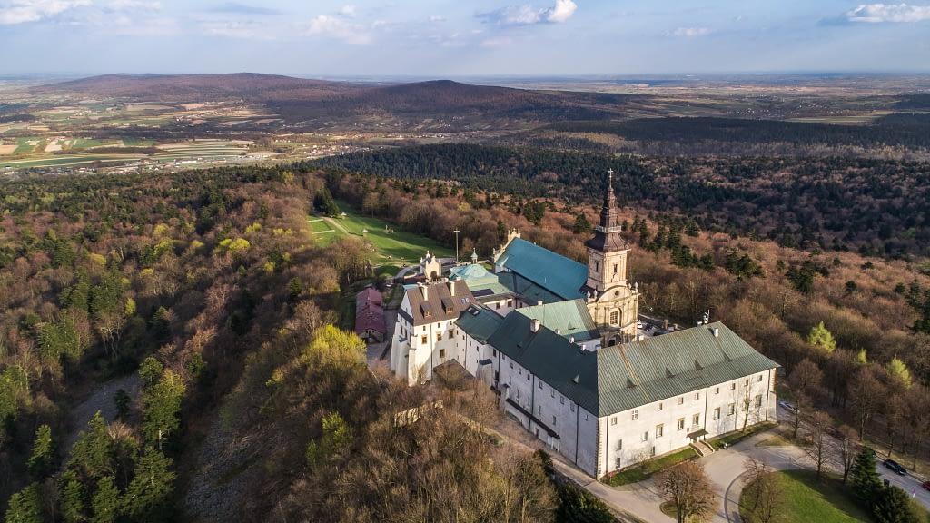 park-narodowy-Lysa-Gora-dron