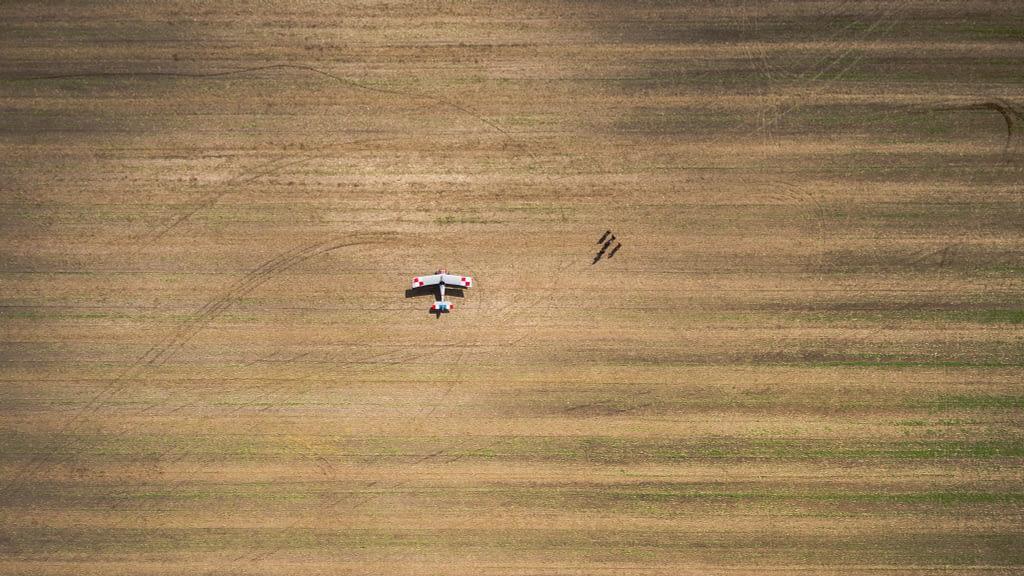 fotografia_z_powietrza_samolot_wojsko