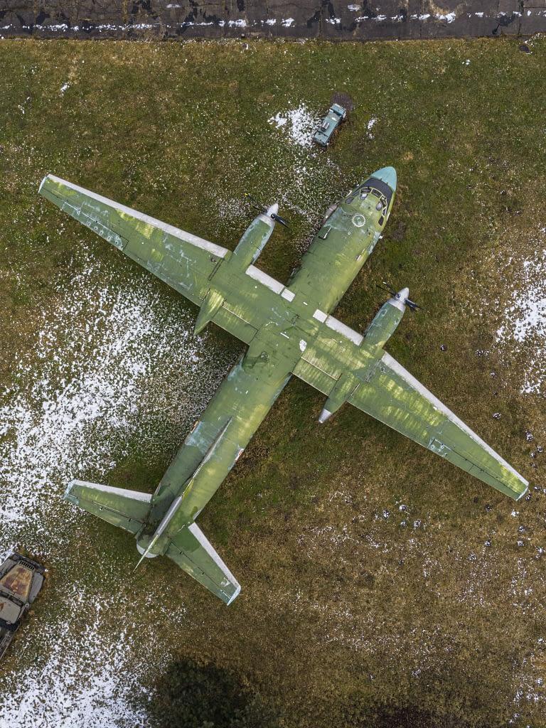 z-drona-samolot-muzeum-Krakow-